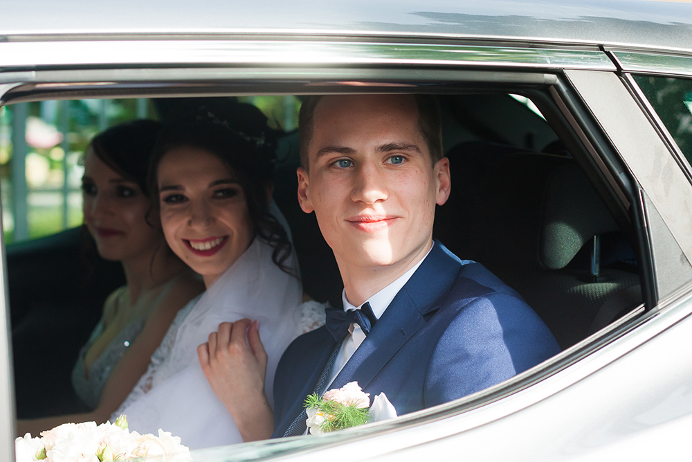 Natalia i Andrzej Trzebnica