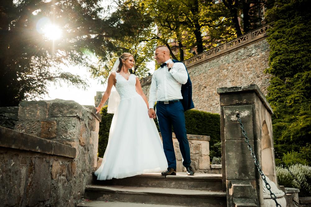 Zdjęcia ślubne Książ 2